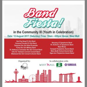 Band Fiesta III: Youth in Celebration