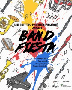 Band Fiesta @ Botanic Gardens 2018